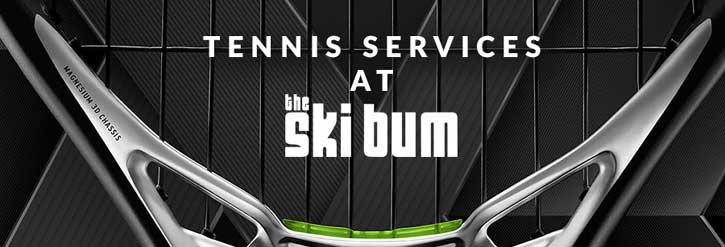 Tennis Racquet Services