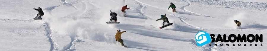 Salomon Snowboard
