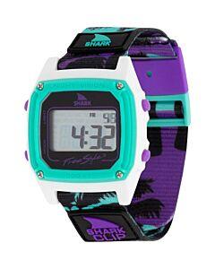 Freestyle Amber Torrealba Classic Clip Watch- Purple