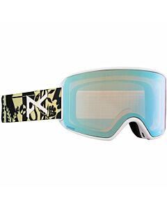 Anon WM3 Goggle- Sophy Perceive w/ Variable Blue + Cloudy Pink