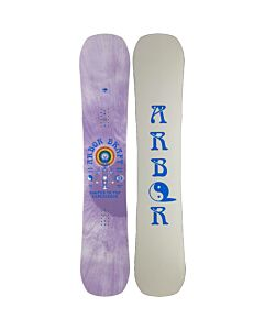 Arbor Draft Camber Wide Snowboard