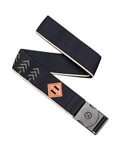 Arcade Blackwood Belt- Black/Khaki