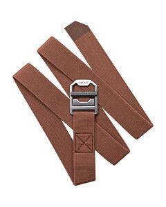 Arcade Guide Slim Belt- Vermilion