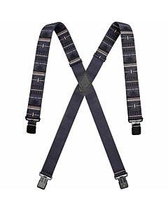 Arcade Jessup Suspender Belt - Navy/ Drug Rug