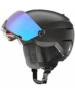 Atomic Savor Visor Stereo Helmet- Black