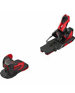 Atomic Warden 13 MNC Binding- Black/ Red