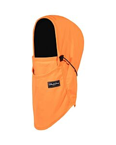 BlackStrap The Team Hood- Bright Orange