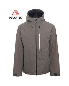 Bonfire Elevation Insulated Jacket Men's- Charcoal
