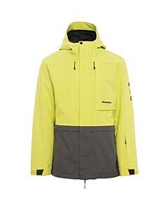 Bonfire Vector Insulated Jacket Men's- Lime