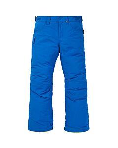 Burton Barnstorm Pant Boy's- Lapis Blue