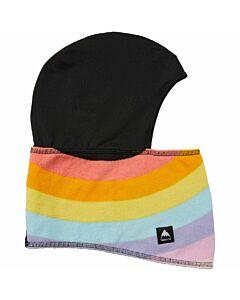 Burton Clava Youth- True Black Rainbow