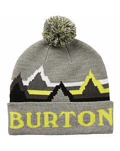 Burton Echo Lake Beanie Youth- Lunar Gray