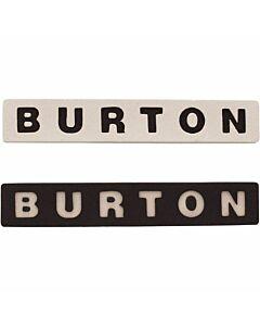 Burton Foam Mat Bar Logo