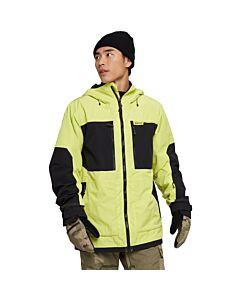 Burton Frostner Jacket Men's- Limeade
