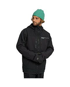 Burton Frostner Jacket Men's- True Black