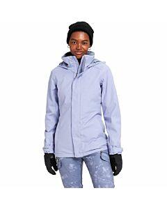 Burton Jet Set Jacket Women's- Foxglove Violet