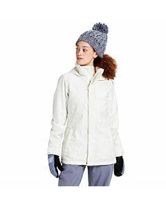 Burton Jet Set Jacket Women's- Stout White