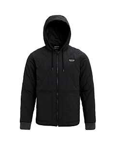 Burton Mallet Hood Jacket Men's- True Black