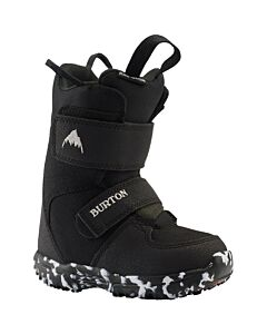Burton Mini Grom Boot Kids- Black