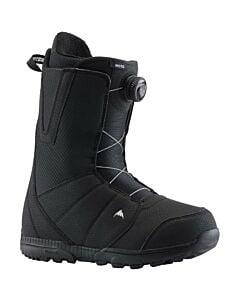 Burton Moto Boa Snowboard Boot Men's- Black