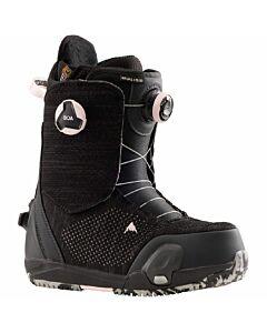 Burton Ritual LTD Step On Snowboarding Boots Women's- Dark Gray/ Pink