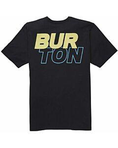 Burton Rockview Tee Men's- True Black