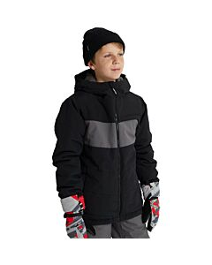 Burton Ropedrop Jacket Boy's- True Black