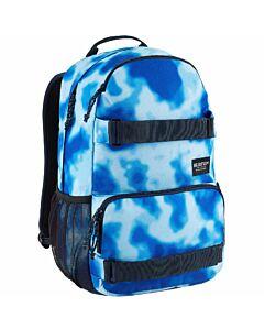 Burton Treble Yell Backpack- Cobalt Abstract Dye
