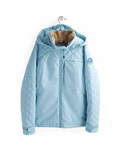 Burton Tulum Jacket Women's- Crystal Blue