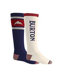 Burton Weekender 2 Pack Sock Men's- Mood Indigo