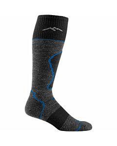 Darn Tuff Merino Wool OTC Cushion Sock-Black