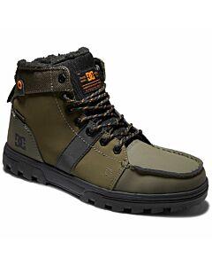DC Woodland Boot Men's- Olive/ Black