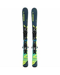 Elan Maxx QS Ski w/ 4.5 Binding