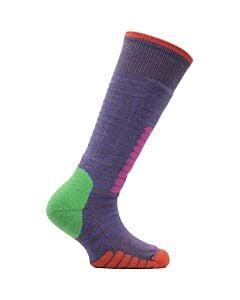 Eurosock Ski Supreme Sock Kids- Mauve