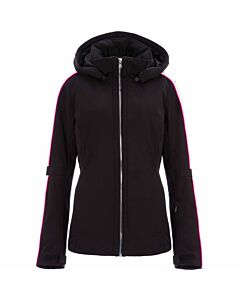 Fera Eva Jacket Women's- Black/ White/ Hot Pink