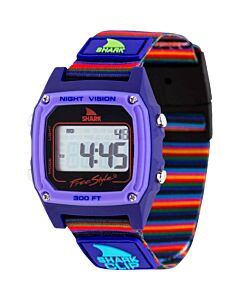 Freestyle Classic Clip Watch- Ultraviolet