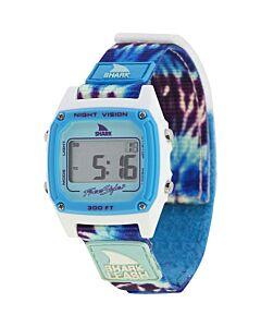 Freestyle Shark Classic Leash Watch- Tie Dye Blue Daze
