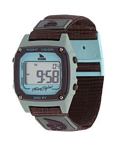 Freestyle Shark Clip Watch- Grey/ Blue