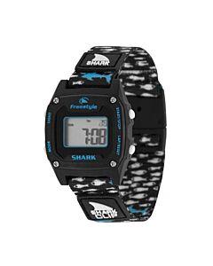Freestyle Shark Mini Clip Watch- Shark School