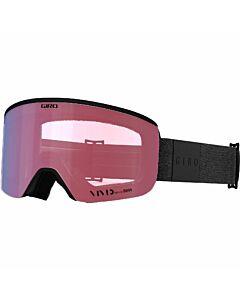 Giro Axis Goggle- Black Mono w/ Vivid Onyx + Vivid Infrared