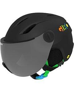 Giro Buzz Mips Helmet- Matte Black/ Party Block