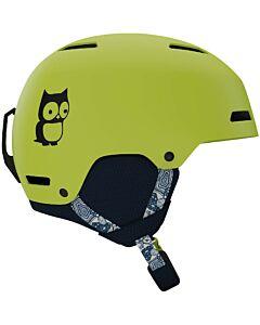 Giro Crue Mips Helmet- Matte Nauk Sunny Lime