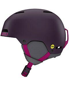 Giro Ledge FS Mips Helmet- Matte Urchin/ Pink Street