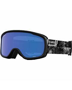 Giro Moxie Goggle- Black/White Data Mosh w/ Grey Cobalt + Yellow
