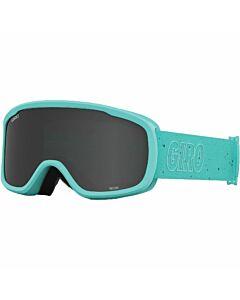 Giro Moxie Goggle- Glaze Blue Mica w/ Utra Black + Yellow