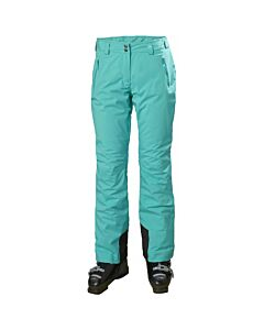 Helly Hansen Legendary Insulated Pant Women's- Turquoise