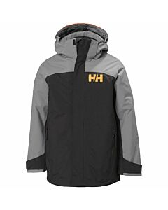 Helly Hansen Level Jacket Kid's- Black
