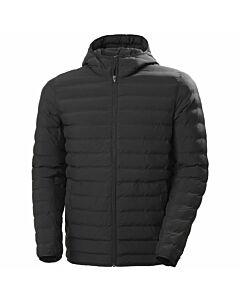Helly Hansen Mono Material Hood Insulator Men's- Black