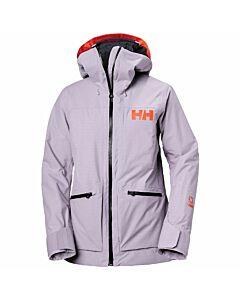 Helly Hansen Powderqueen 3.0 Jacket Women's- Dusty Syrin