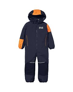Helly Hansen Rider 2 Insulated Suit Kid's- Navy